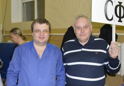 Сбор команды СФ