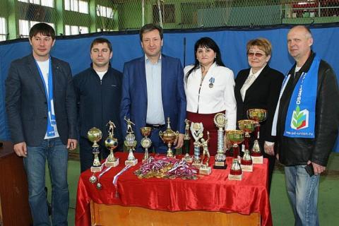 Организаторы соревнований - Профсоюз